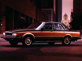 Toyota Cressida 1982–84 photos