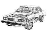 Toyota Cressida 1980–82 wallpapers