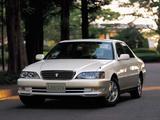 Toyota Cresta (H100) 1998–2001 images