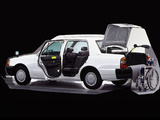 Toyota Comfort (S10) 1995 images