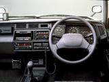 Toyota Comfort Taxi (S10) 1995 photos