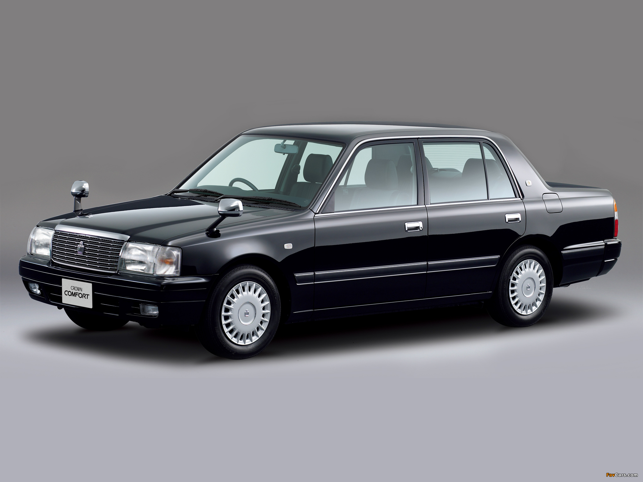 Toyota Crown Comfort (S10) 1995 photos (2048 x 1536)