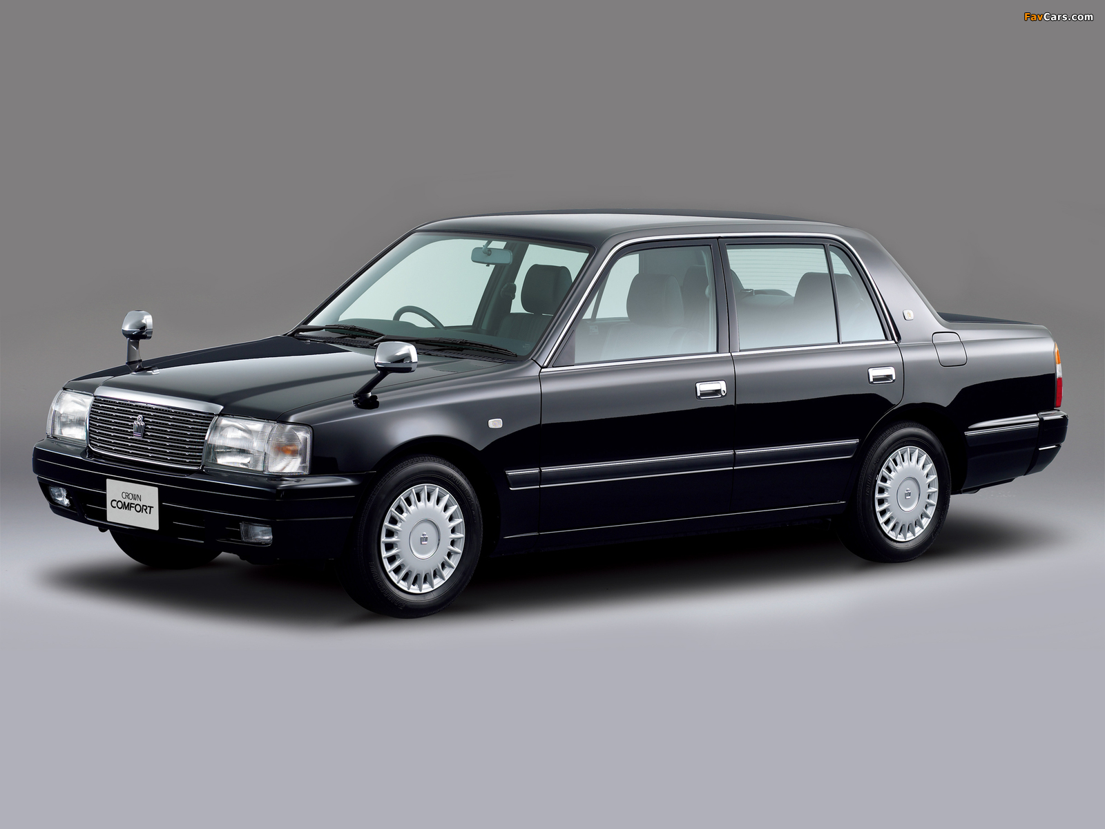 Toyota Crown Comfort (S10) 1995 photos (1600 x 1200)