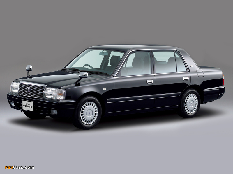 Toyota Crown Comfort (S10) 1995 photos (800 x 600)