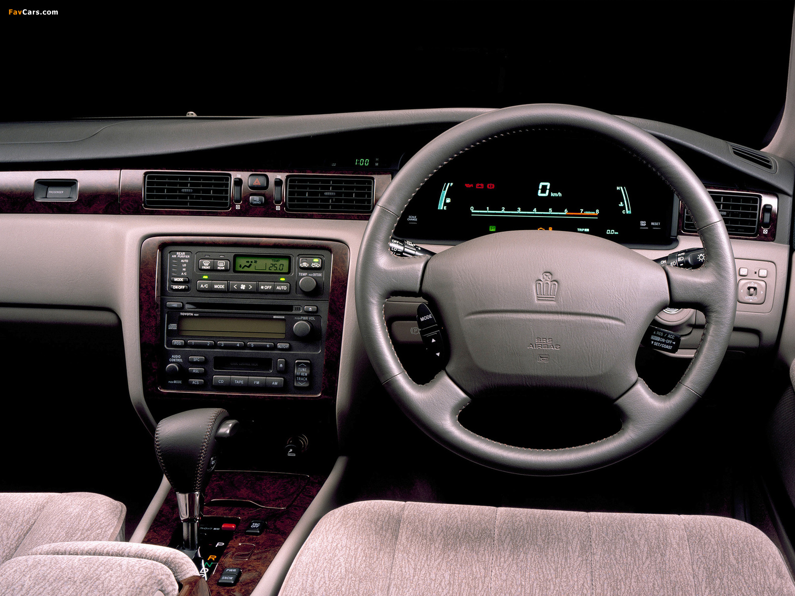 Toyota Crown Majesta (S150). Owners' reviews with photos ...