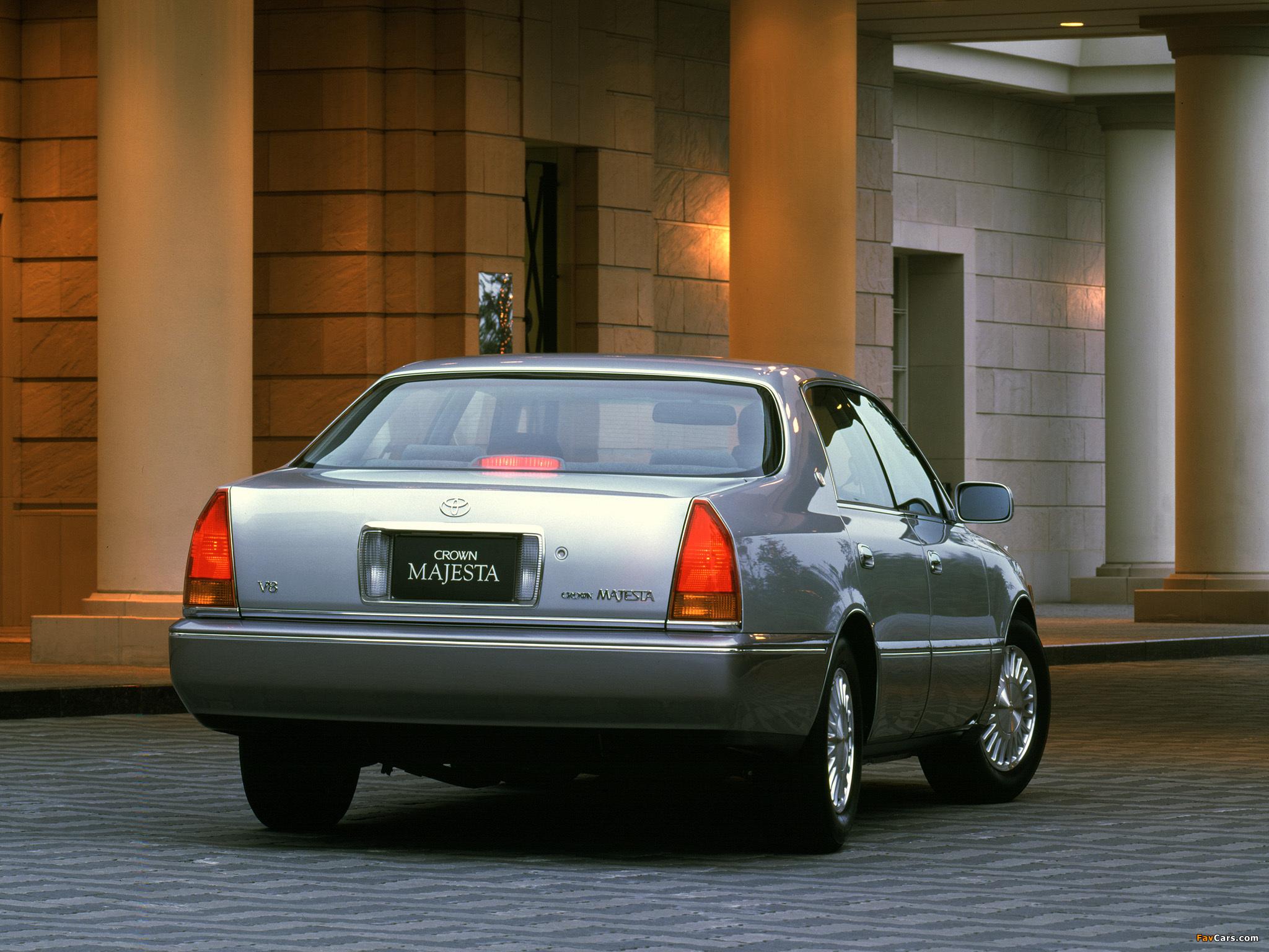 Toyota Crown Majesta - Toyota Wiki