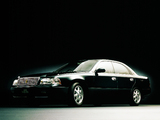 Toyota Crown Majesta (S140) 1991–95 wallpapers