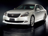 Modellista Toyota Crown Majesta (S200) 2009 wallpapers