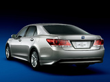 Images of Toyota Crown Hybrid Athlete (S210) 2012