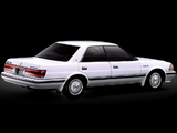 Photos of Toyota Crown Royal Saloon G 3.0 Hardtop (MS137) 1987–91