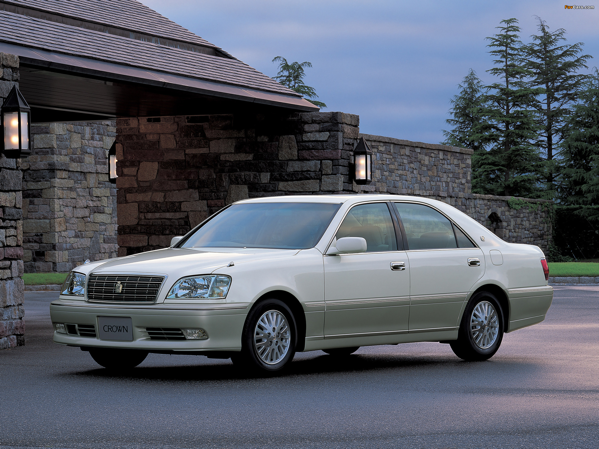 Pictures Of Toyota Crown Royal Saloon S170 1999 2003