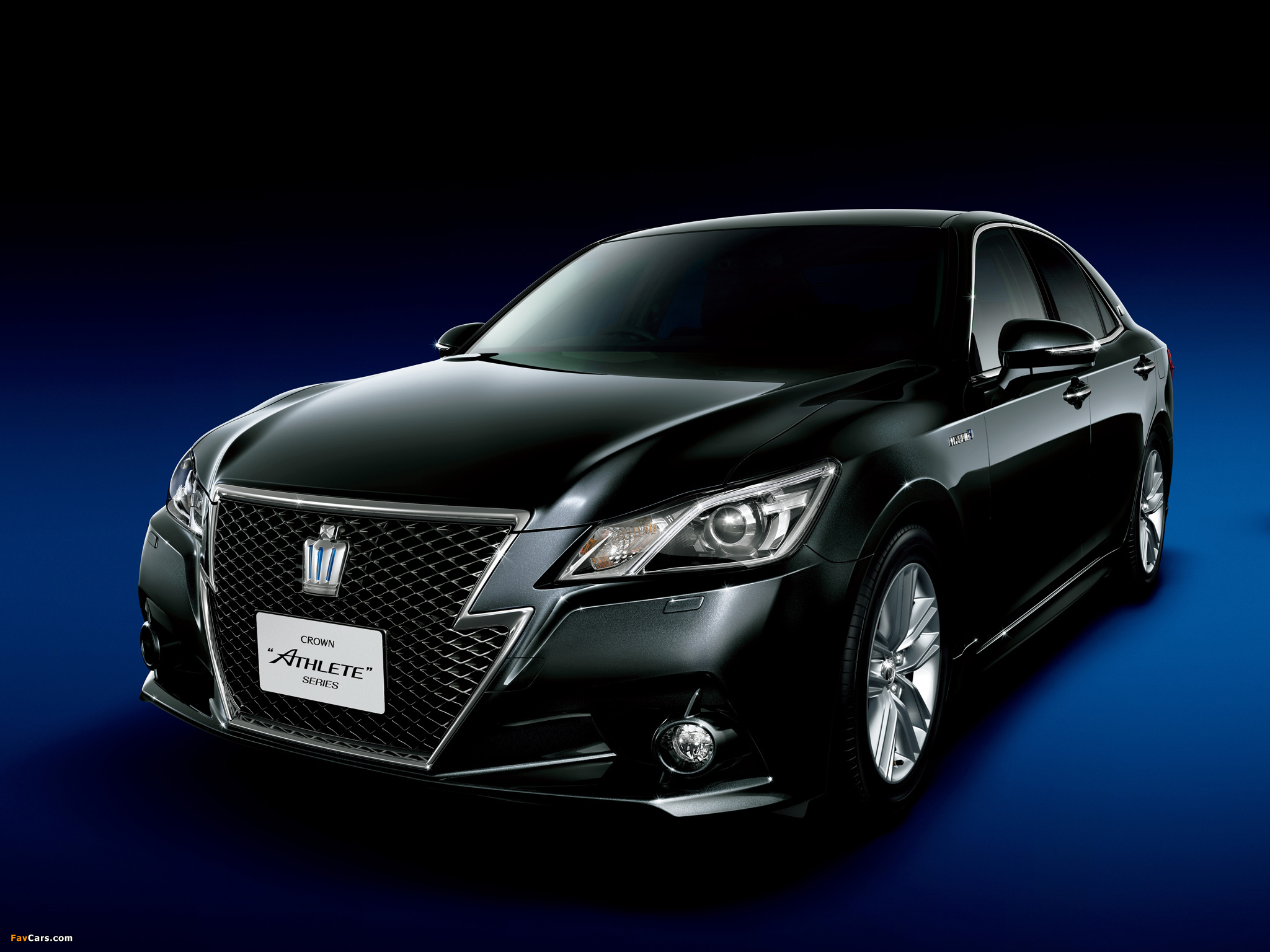 2015 Toyota Crown Athlete Service Manual - natson.co.uk