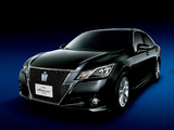Pictures of Toyota Crown Hybrid Athlete (S210) 2012