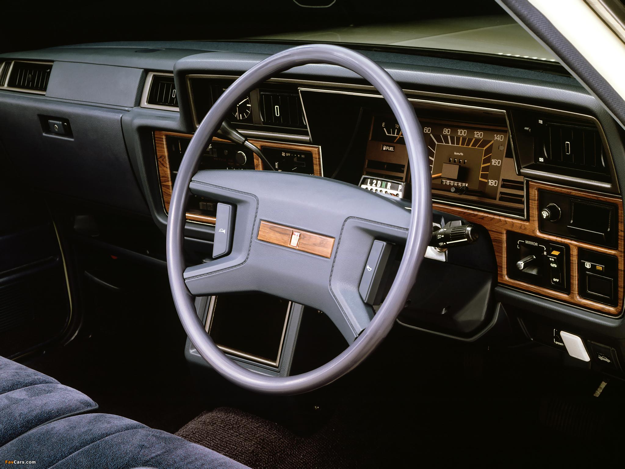 Toyota Crown Super Saloon Sedan S110 1979 83 Pictures
