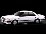 Toyota Crown Royal Saloon G 3.0 Hardtop (MS137) 1987–91 wallpapers