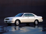 Toyota Crown (S140) 1993–95 pictures