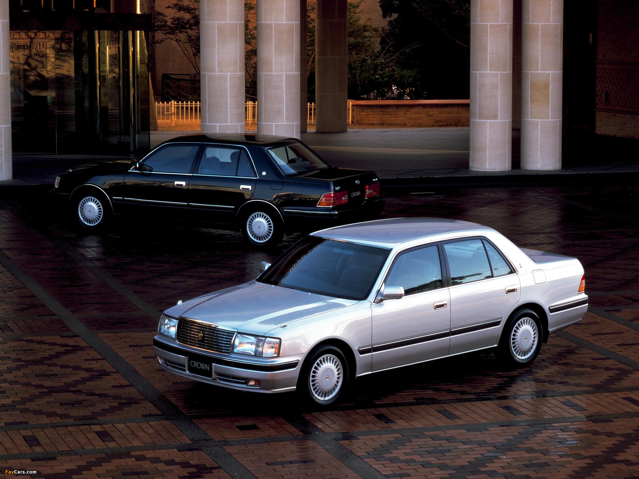 Toyota Crown Sedan S150 1995 2001 Images 2048x1536