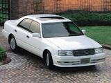 Toyota Crown (S150) 1995–97 photos