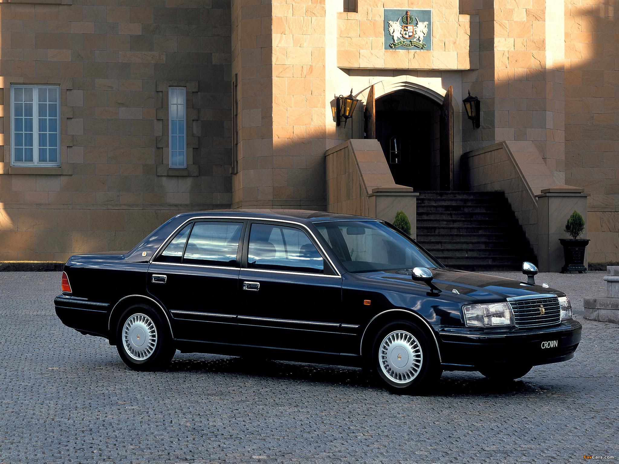 Kelebihan Kekurangan Toyota Crown 1995 Tangguh