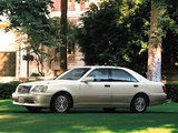 Toyota Crown Royal Saloon (S170) 1999–2003 photos