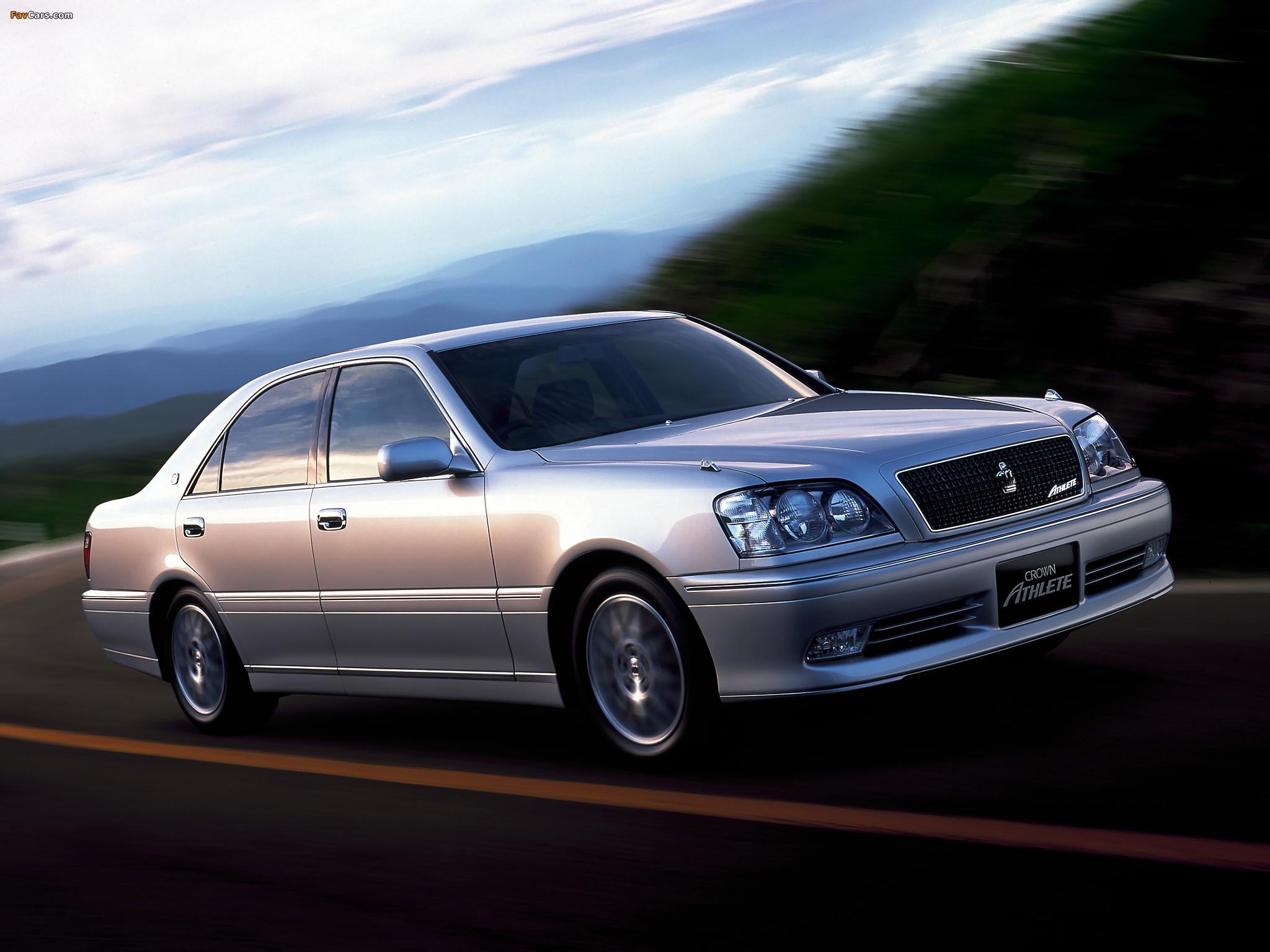 Toyota Crown фотогалерея: 31 фото высокого качества ...