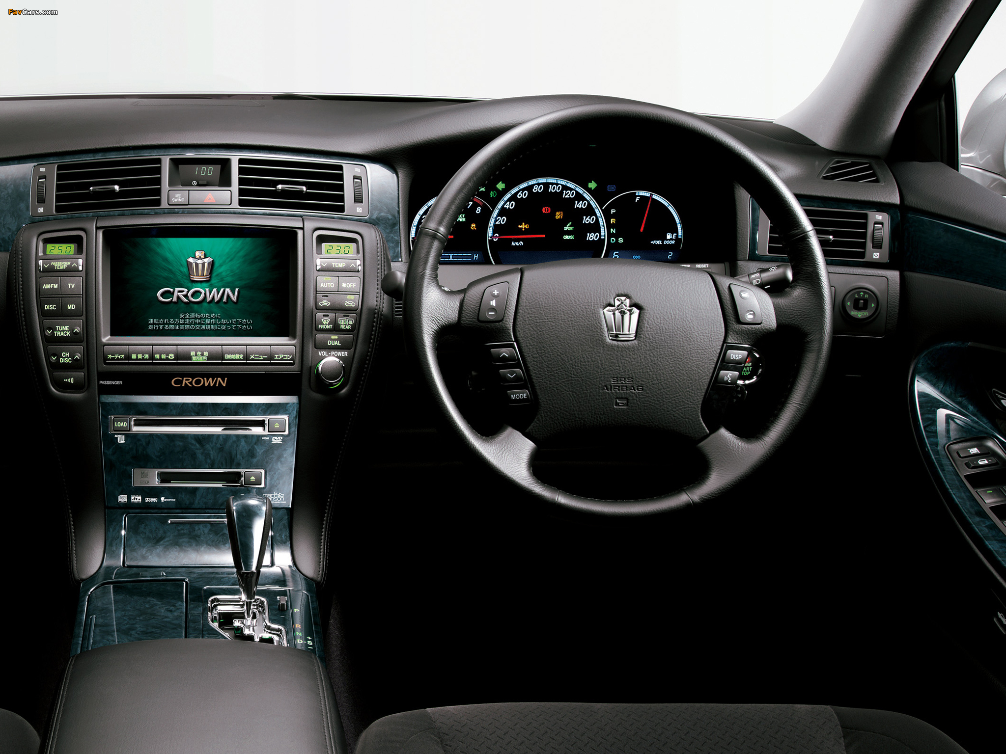 2012 Toyota Crown Athlete 3.5 G specifications ...