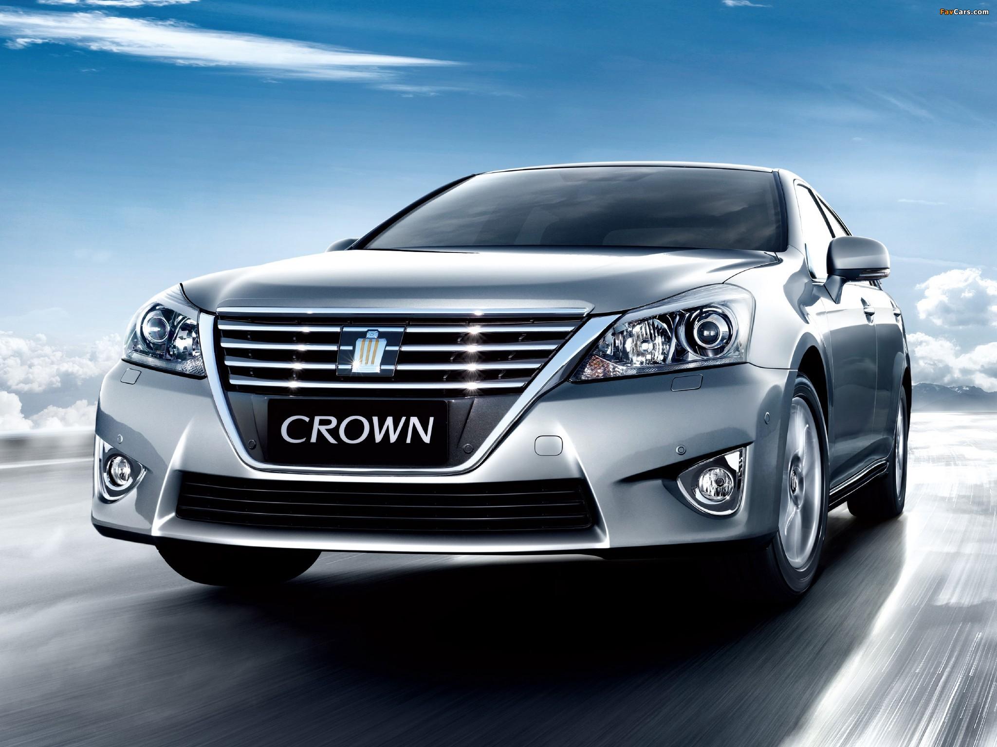 Toyota Crown Royal Saloon V8 - toyota-forum.de