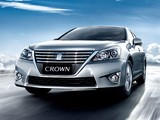 Toyota Crown Royal Saloon VIP CN-spec (S200) 2012 pictures