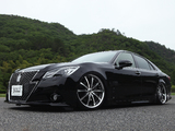 Bold World Toyota Crown Athlete (S210) 2012 pictures