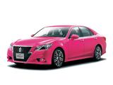 Toyota Crown Hybrid Athlete G ReBORN PINK (S210) 2013 wallpapers