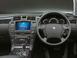 Toyota Crown Athlete (S180) 2003–05 wallpapers