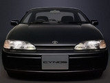 Pictures of Toyota Cynos (EL44) 1991–95