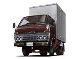 Images of Toyota Dyna JP-spec (U20) 1977–84