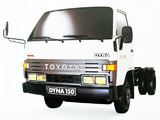 Images of Toyota Dyna 150 Chassis Cab (Y60) 1984–95