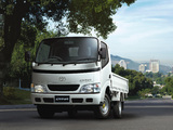 Images of Toyota Dyna ZA-spec 1999–2002