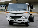 Images of Toyota Dyna 8500 AU-spec 2001–02