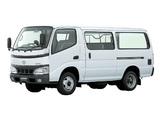Images of Toyota Dyna Van JP-spec 2002–06