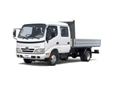 Images of Toyota Dyna Double Cab Long 2006