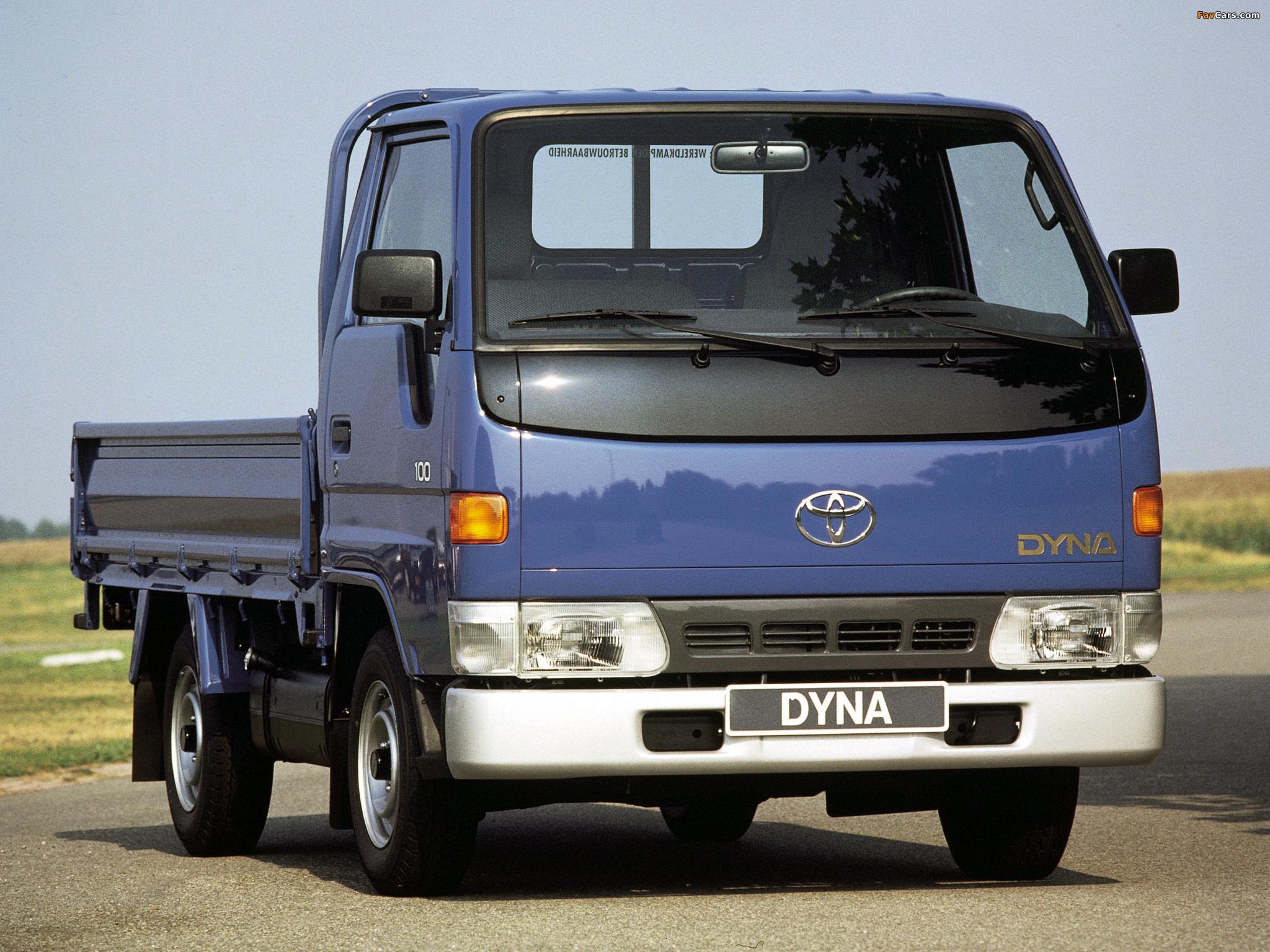 Kelebihan Toyota Dyna 100 Review