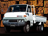 Pictures of Toyota Dyna R (U10) 1969–77