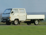 Pictures of Toyota Dyna 100 Double Cab EU-spec (Y60) 1984–95