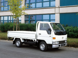 Pictures of Toyota Dyna 100 1995–99