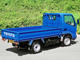 Pictures of Toyota Dyna 300 UK-spec 1999–2002