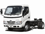 Pictures of Toyota Dyna Chassis Cab 2006