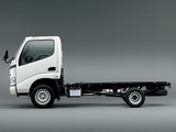 Pictures of Toyota Dyna 150 Chassis Cab ZA-spec 2006