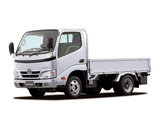 Pictures of Toyota Dyna JP-spec 2006