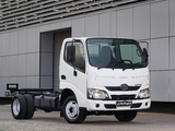 Pictures of Toyota Dyna Chassis Cab ZA-spec 2017