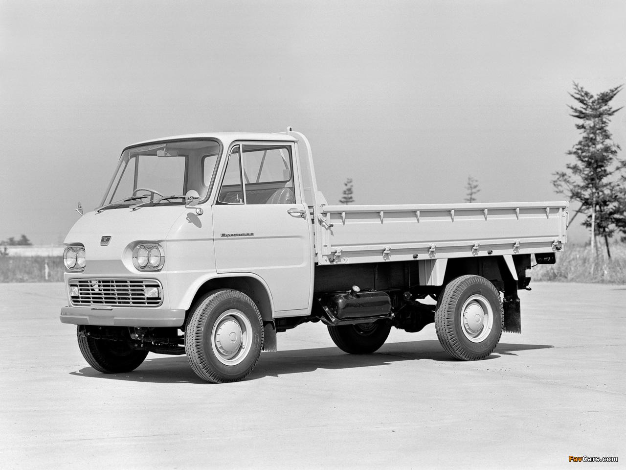 Toyota Dyna 1900 (K170) 1963–68 photos (1280 x 960)