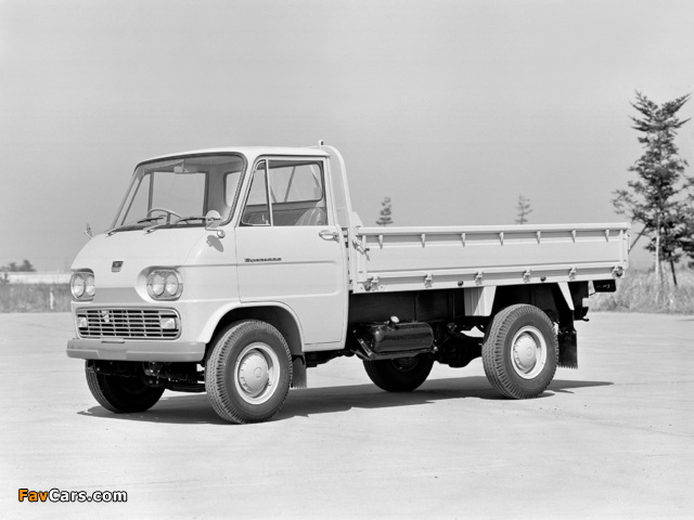 Toyota Dyna 1900 (K170) 1963–68 photos (640 x 480)