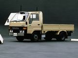 Toyota Dyna 200 JP-spec (U60) 1984–95 pictures